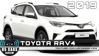 Download 2019 TOYOTA RAV4 Review Redesign Interior Release Date Video