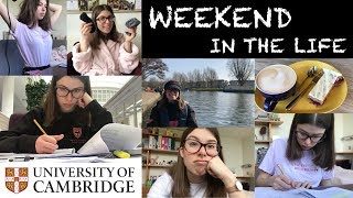 Download WEEKEND IN THE LIFE OF A CAMBRIDGE STUDENT | STUDY WITH ME Video