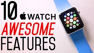 Download Apple Watch - 10 Awesome Features! Video