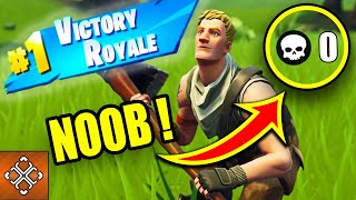 Download 10 Stunts Only FORTNITE NOOBS Think Would Work Video