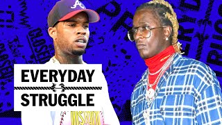 Download Tory Lanez Says Today's Rap is Horrible, 'Chixtape 5' Review, Thug's Influence | Everyday Struggle Video