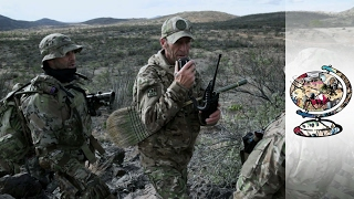 Download Armed Citizens Patrol the Arizona-Mexico Border Video