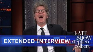 Download Dana Carvey: Full Unedited Interview With Stephen Colbert Video