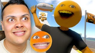 Download THEY MADE A ANNOYING ORANGE LEVEL (Guts and Glory) Video