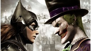 Download Batgirl DLC All Cutscenes (Game Movie) ″A Matter of Family″ 1080p HD Video