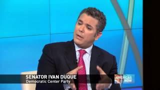 Download Interview with Ivan Duque Video