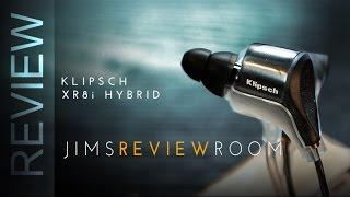 Download Klipsch XR8i Hybrid $279 Earphone - REVIEW Video