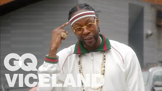 Download 2 Chainz Checks Out $200K Choppers | Most Expensivest | VICELAND & GQ Video