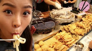 Download REAL Authentic Korean Street Food!! Video