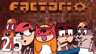 Download Factorio - Season Two - Episode 25 [Downstream] Video