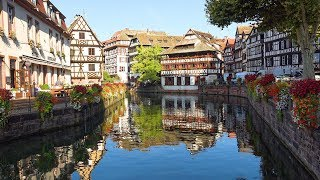 Download Strasbourg, Alsace, France in 4K Ultra HD Video