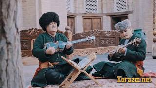 Download Rahmatjon Qurbonov ft. To'lqin Jabborov - Xivaki (Official HD video) Video