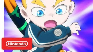 Download Sushi Striker: The Way of Sushido Story Trailer - Nintendo Switch Video