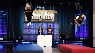 Download Kristen Bell and Jamie Foxx Play 'You Bet Your Daughter' Video