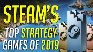 Download STEAM'S TOP 18 STRATEGY GAMES OF 2019 Video