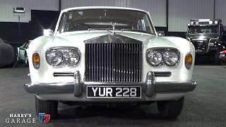 Download Ebay Rolls Royce Silver Shadow 1 arrives in the garage.. Video