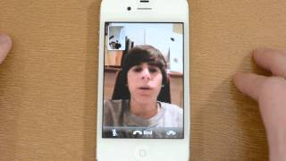 Download iMessages and FaceTime on the iPhone 4S Video