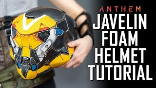 Download Anthem Foam Helmet Tutorial Video