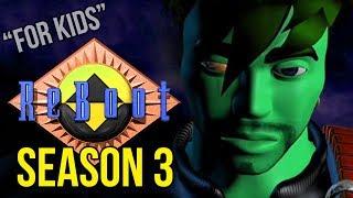 Download Call Me Matrix | ReBoot Season 3 Review / Retrospective - Bull Session Video