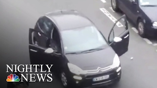 Download Paris Terror Attack Suspects Hunted By Authorities | NBC Nightly News Video