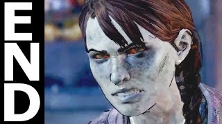 Download The Walking Dead Season 3 Episode 5 ENDING - Kate Dies, David Leaves Gabe & Javi - A New Frontier Video