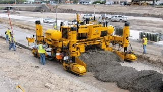 Download World Amazing Modern Technology Road Construction Machines - Biggest Heavy Equipment Machinery Video