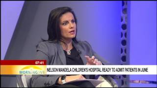Download DISCUSSION: Nelson Mandela Children's Hospital opens in June 2017 Video