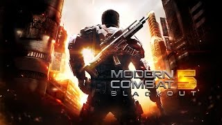 Download Modern Combat 5: Blackout Android GamePlay Part 1 Walkthrough (HD) Video