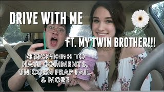 Download DRIVE WITH ME FT MY TWIN (DREW PHILLIPS) Video
