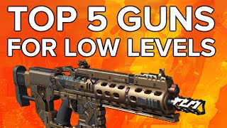 Download Black Ops 3 In Depth: Top 5 Guns For Low Levels Video