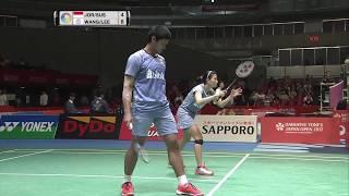 Download Daihatsu Yonex Japan Open 2017 | Badminton QF M4-XD | Jor/Sus vs Wang/Lee Video