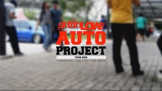 Download Gettinlow Auto Project Tour 2015, The Breeze BSDcity Tangerang Video