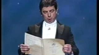Download Rowan Atkinson (Mr. Bean) European Anthem - 'Beethoven's 9th Symphony' Video