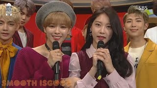 Download THERE'S SOMETHING GOING ON BETWEEN BTS JIMIN AND TWICE JEONGYEON Video