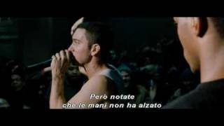 Download Eminem vs Papa Doc - 8 mile battaglia finale sottotitoli ITA Video
