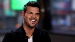 Download Taylor Lautner Goes 'Cuckoo' on 'GMA' Video