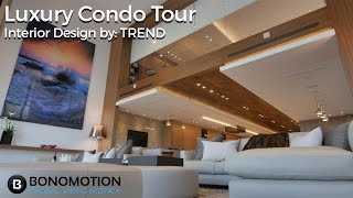 Download Cinematic Luxury Tour - Marquis Miami Condo Interior Design Video