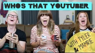 Download WHO'S THAT YOUTUBER W/ TYLER OAKLEY & MAMRIE HART // Grace Helbig Video
