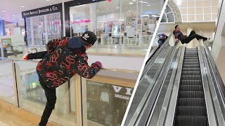 Download I DARED HIM TO DO THIS!! *Crazy Mall Trip* Video