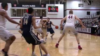 Download Recap: Harvard Men's Basketball vs. George Washington - Nov. 29, 2016 Video