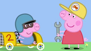 Download Peppa Pig English Episodes | Peppa Pig in the Garden | Cartoons for Children Video