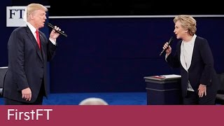 Download Trump and Clinton, Samsung | FirstFT Video