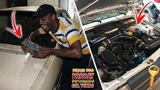Download Peças pro PASSAT & TURBO FORJADO NO CORTE DE GIRO! / BINHHOO VIDEOS Video