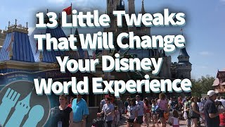 Download 13 Tiny Changes That Make a HUGE Difference on Your Disney Vacation! Video