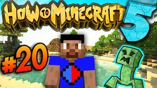 Download MONSTER INDUSTRIES EVENT! - How To Minecraft S5 #20 Video