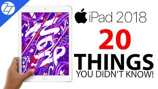 Download NEW iPad (2018) - 20 Things You Didn't Know! Video