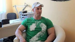 Download BMR Sports Nutrition Bodybuilding Profile Daniel ″The Beast″ Stenberg interview Video