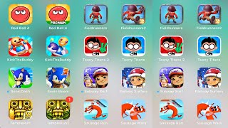 Download Hill Climb,Fieldrunners,RedBall 4,KickTheBuddy,Sonic,SubwaySurf,Temple,PvZ,Minion,TeenyTitans,Shark Video