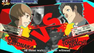 Download Persona 4 Arena Ultimax: Frosty Faustings IX Day 1 - Top 8 Finals Part 1 Video