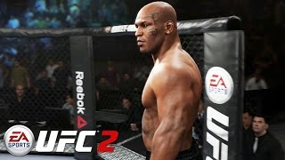Download EA Sports UFC 2 - Mike Tyson vs Cain Velasquez Gameplay PS4 / Xbox One Video